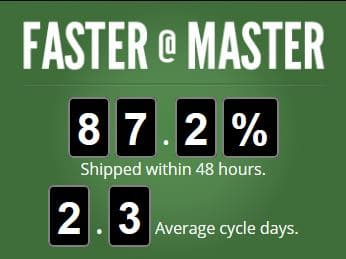 Faster@Master web