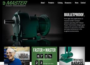 New MPT website homepage