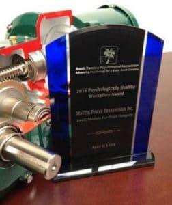 Pysch award website